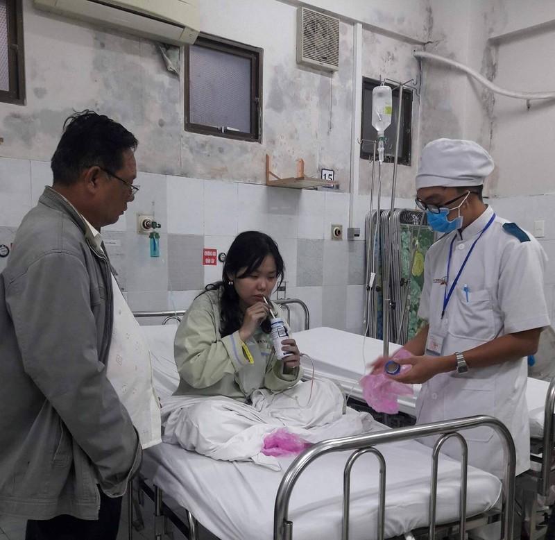 Tình hình các bệnh nhân sau 10 ngày cháy Carina    - ảnh 1