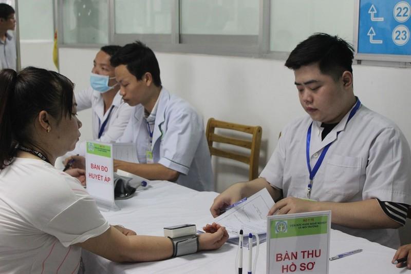 An toàn lao động trong công ty đông công nhân nhất TP.HCM - ảnh 2