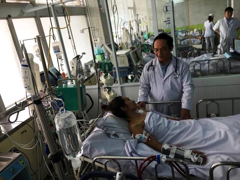 Virus cúm tấn công tim khiến bà mẹ 3 con nguy kịch - ảnh 1