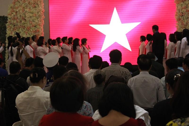 CLB Vì Hoàng Sa - Trường Sa thân yêu kỷ niệm 4 năm thành lập - ảnh 3
