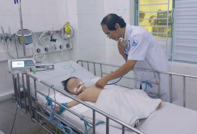 Người mắc sốt xuất huyết tiếp tục ồ ạt nhập viện ở TP.HCM - ảnh 1