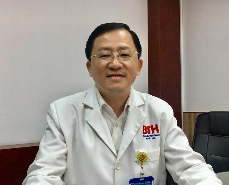 Bệnh viện nói về việc thừa huyết tương để xuất khẩu  - ảnh 1