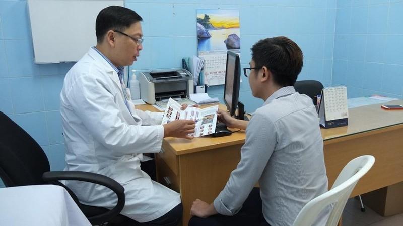 Tầm soát miễn phí bệnh lý mạch máu ngoại biên cho 300 người - ảnh 1