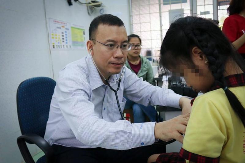 Khám miễn phí bệnh lý van tim tại BV ĐH Y dược TP.HCM - ảnh 1