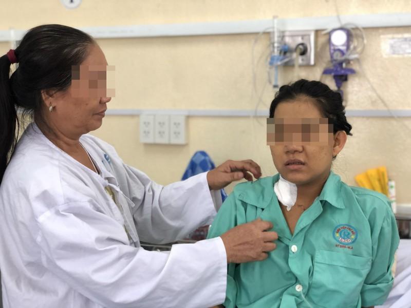 Thảm họa sản khoa suýt 'giết chết' người mẹ trẻ - ảnh 1