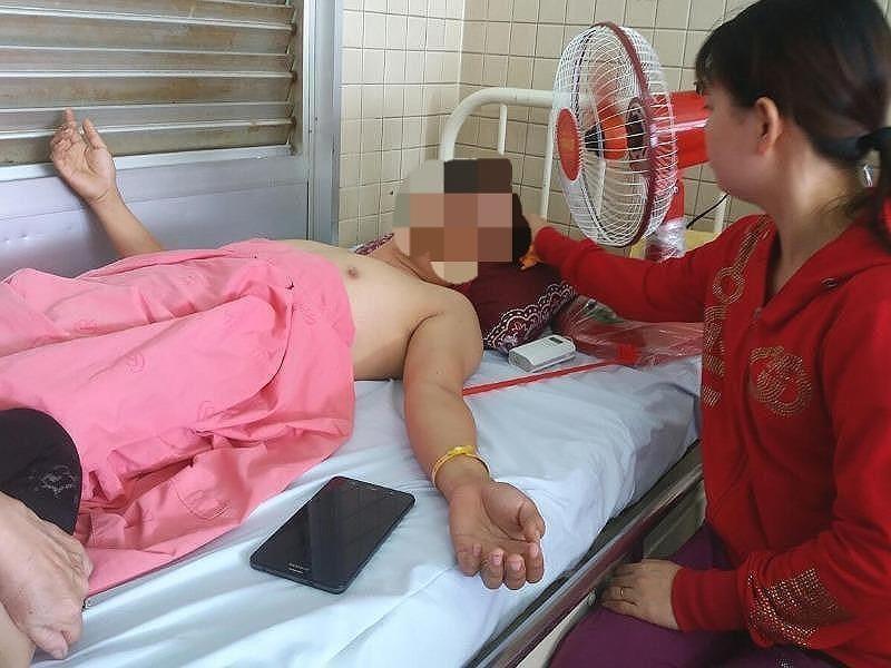 Lý do BV Chợ Rẫy xuyên đinh nhầm chân bệnh nhân đau cột sống - ảnh 1