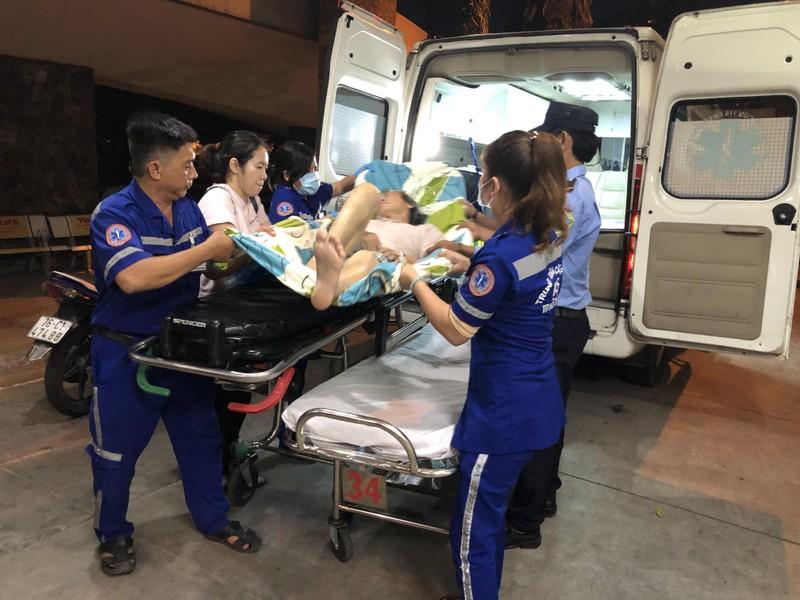 Người dân TP.HCM gọi cấp cứu ngoài bệnh viện 115 tăng cao - ảnh 1