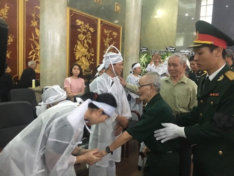 Hàng ngàn người đến viếng anh hùng phi công Nguyễn Văn Bảy - ảnh 4