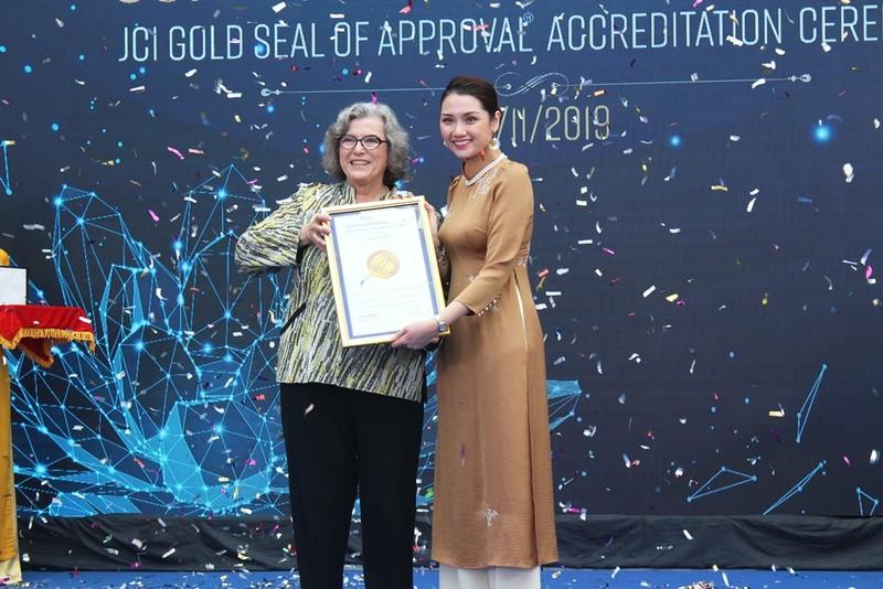 Bệnh viện sản-nhi đầu tiên tại Việt Nam đạt chứng nhận JCI - ảnh 1
