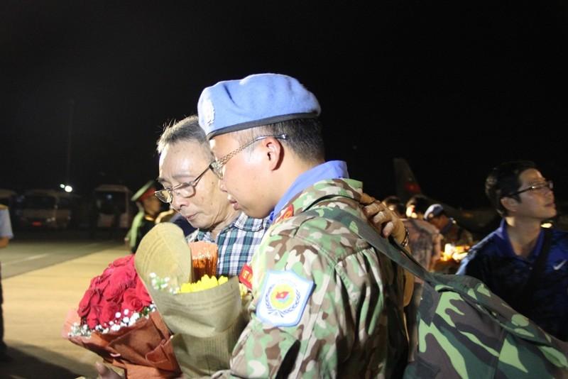 Bệnh viện dã chiến cấp 2 số 1 chia tay Nam Sudan về nước - ảnh 4