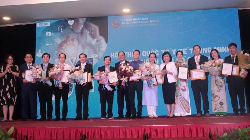 20 ứng dụng y tế thông minh tại TP.HCM được trao giải - ảnh 5