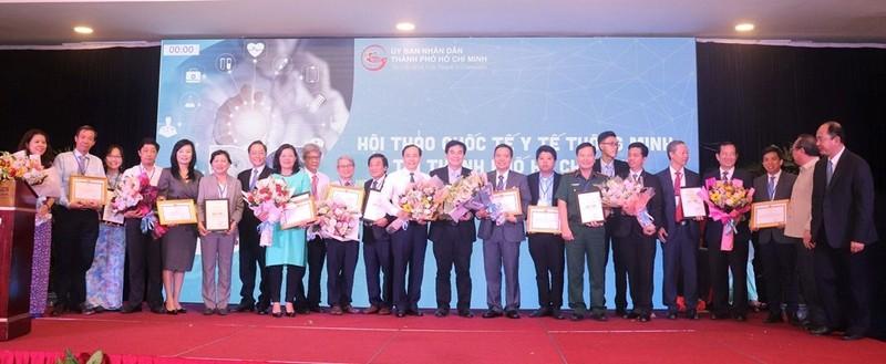 20 ứng dụng y tế thông minh tại TP.HCM được trao giải - ảnh 4