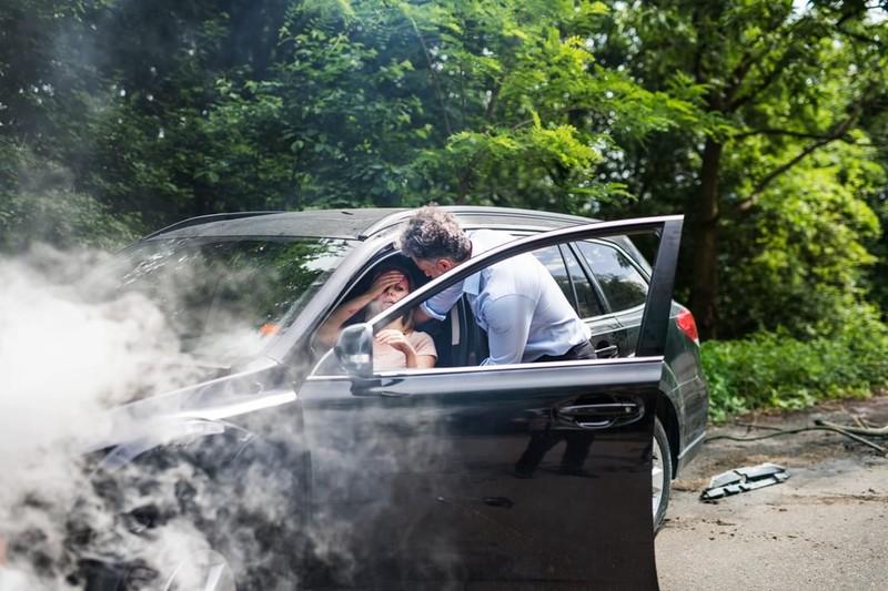 Cách xử lý đúng cho người gặp tai nạn giao thông dịp tết - ảnh 1