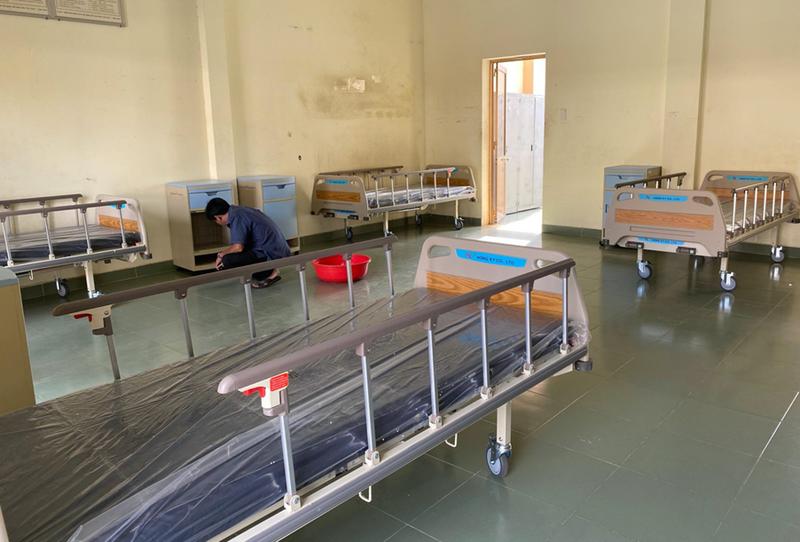 TP.HCM: Bệnh viện dã chiến sẽ hoạt động vào ngày 10-2 - ảnh 2