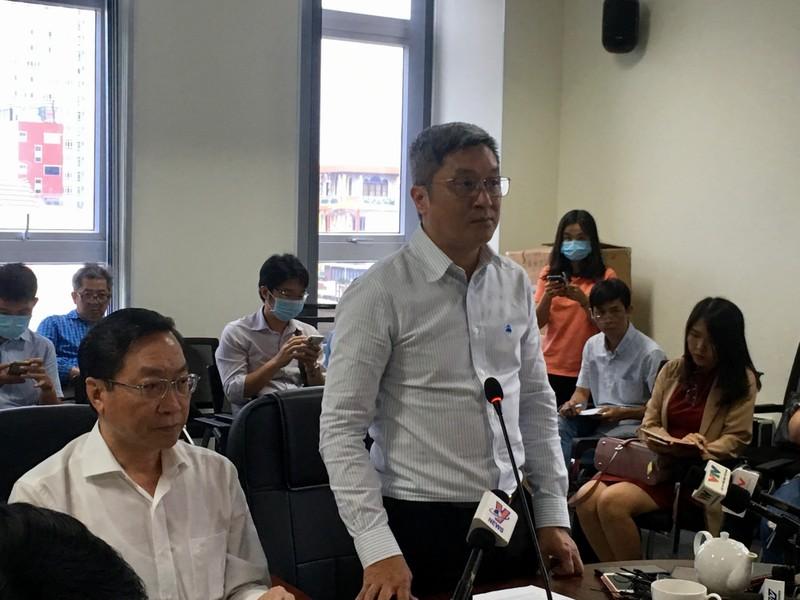 Thứ trưởng Bộ Y tế nói về việc virus Corona lây qua bụi khí - ảnh 1