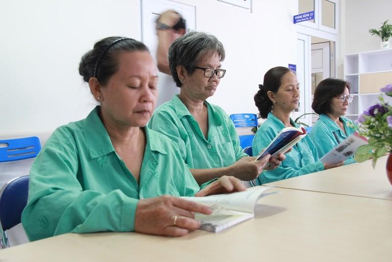 Nơi thư giãn tinh thần cho bệnh nhân ung thư  - ảnh 4