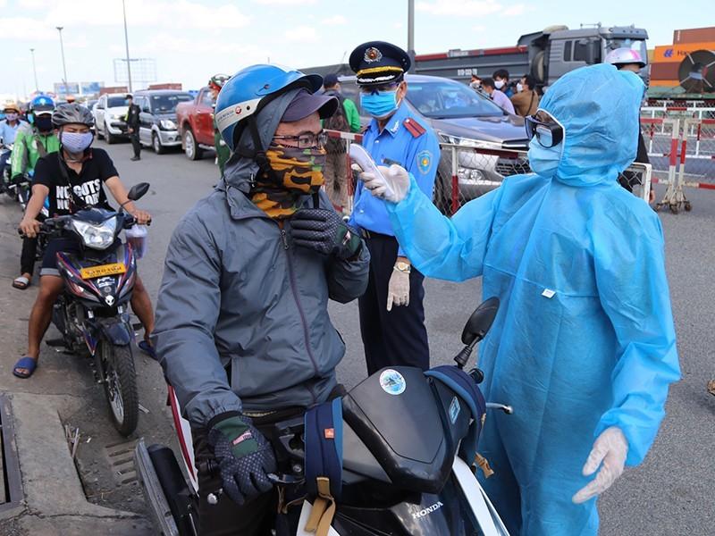 TP.HCM cách ly một phụ nữ nhập cảnh trái phép từ Campuchia - ảnh 1
