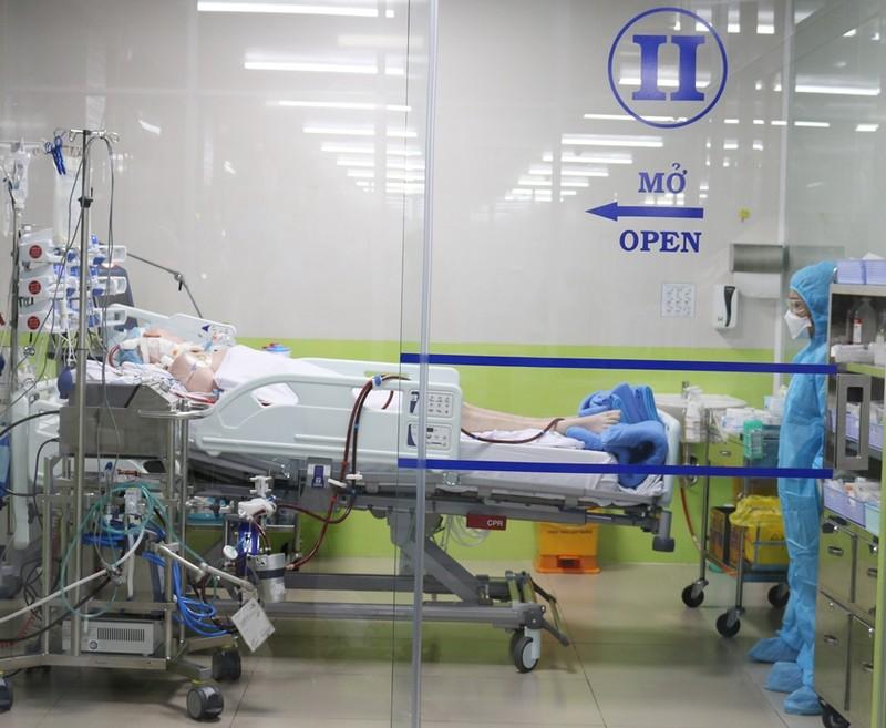 Bệnh nhân 91 bị tổn thương thận cấp - ảnh 1
