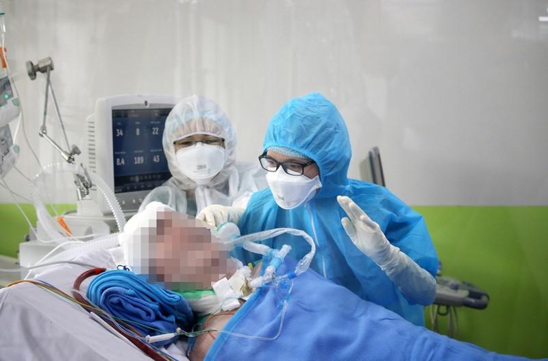 Bệnh nhân 91 có thể xoay đầu, ngậm được kín miệng - ảnh 1