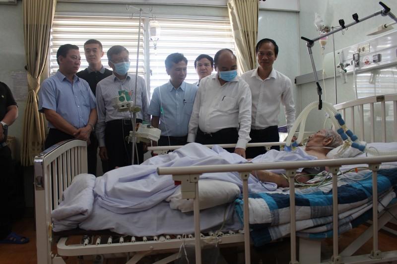 Thủ tướng thăm nhà tình báo huyền thoại Mười Hương - ảnh 1