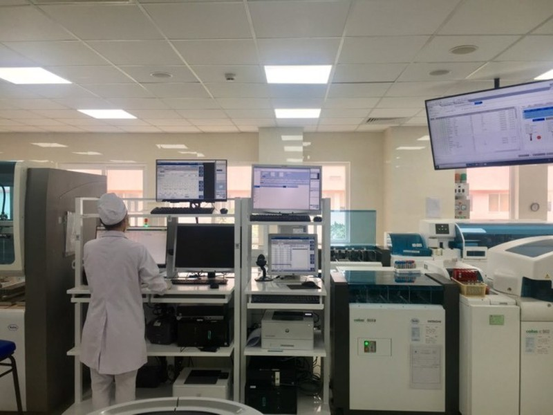 TP.HCM có khu chăm sóc sức khỏe sinh sản mới gần 350 tỉ đồng - ảnh 5
