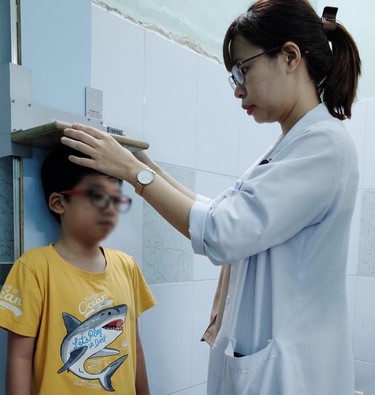 Tầm soát miễn phí trẻ chậm tăng trưởng chiều cao - ảnh 1