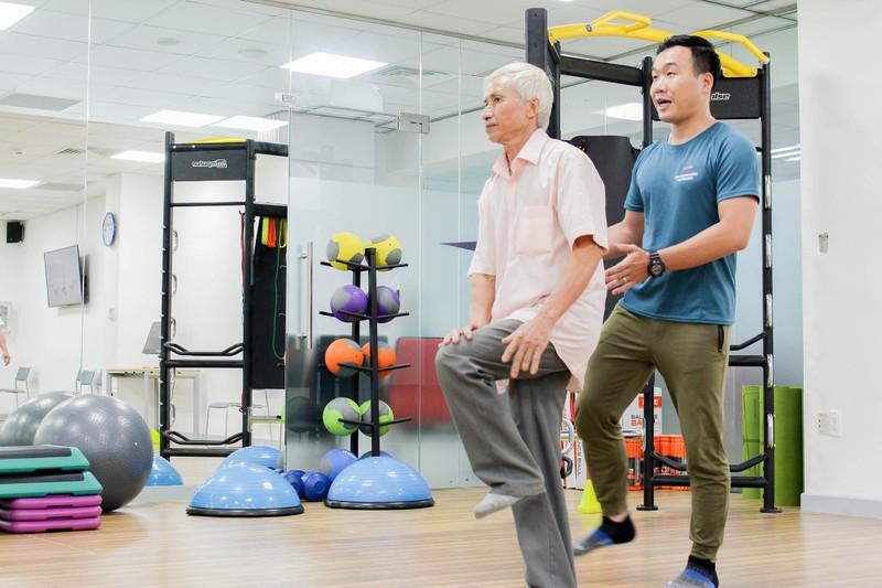 Hệ thống chăm sóc dinh dưỡng, vận động đầu tiên ở Việt Nam - ảnh 1