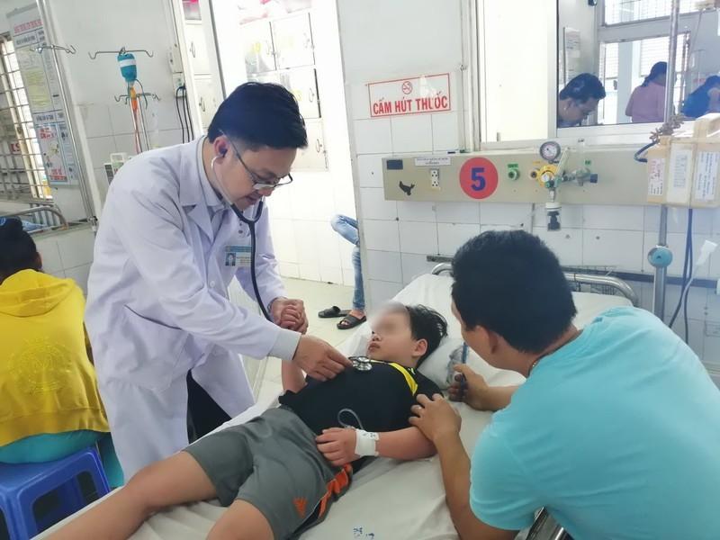 TP.HCM: Sốt xuất huyết tăng mạnh, 2 tuần có gần 500 người mắc - ảnh 1