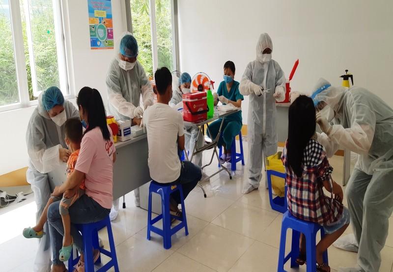 TP.HCM cách ly 148 người sốt, viêm hô hấp từng đến Đà Nẵng - ảnh 1
