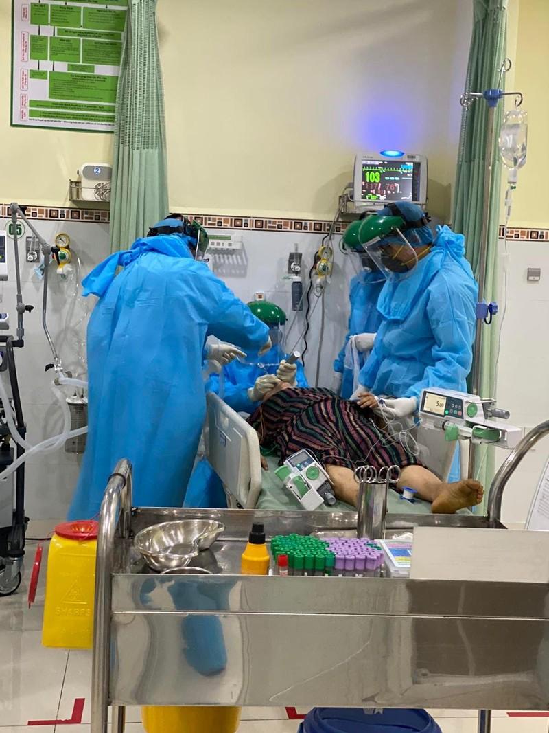 Đội phản ứng nhanh BV Chợ Rẫy tiếp tục chi viện Đà Nẵng - ảnh 2