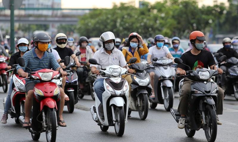 Từ ngày 5-8, người dân TP.HCM không đeo khẩu trang sẽ bị phạt  - ảnh 1