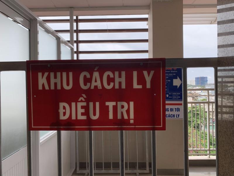 Bệnh viện ở TP.HCM phòng dịch COVID-19 cho người bệnh ra sao?  - ảnh 4
