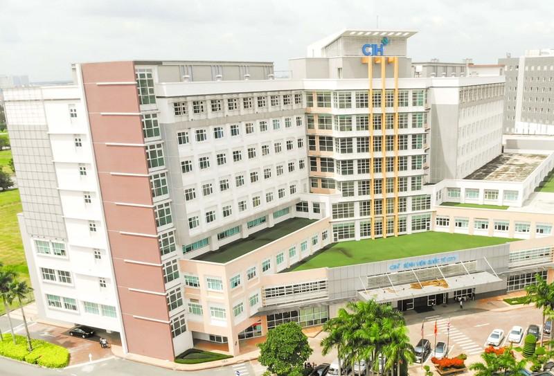 Bệnh viện Quốc tế City nhận bệnh trở lại - ảnh 1