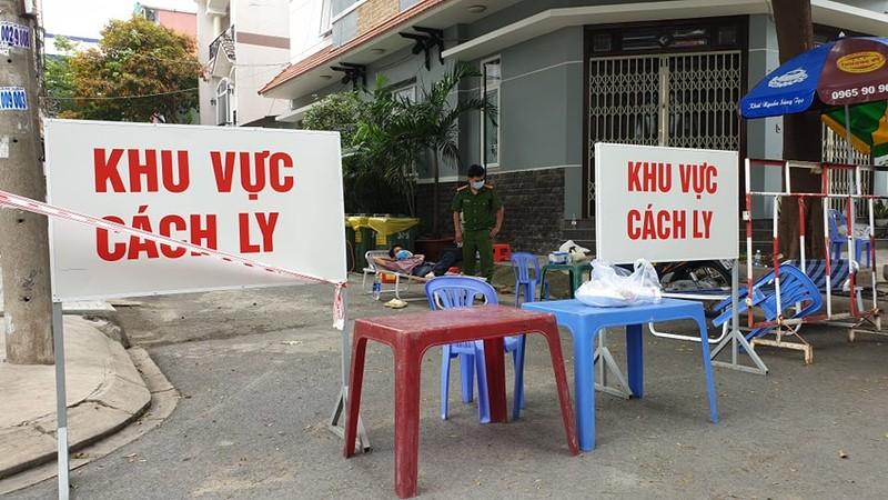Thông tin mới nhất về ca tái dương tính ở quận Tân Phú, TP.HCM - ảnh 1