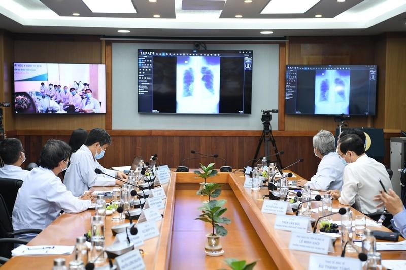BV Đại học Y dược TP.HCM bắt đầu tư vấn khám, chữa bệnh từ xa - ảnh 2