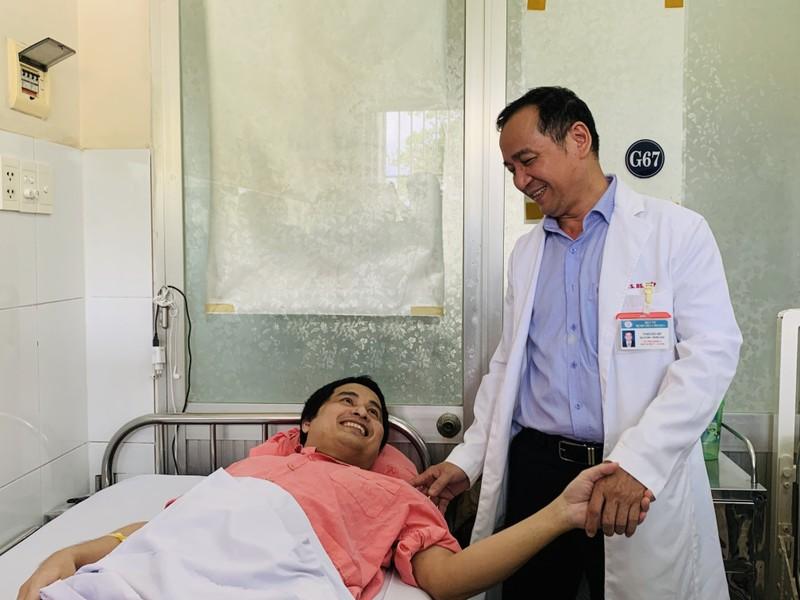 11 năm điều trị, được bảo hiểm y tế chi trả hơn 38 tỉ đồng - ảnh 1