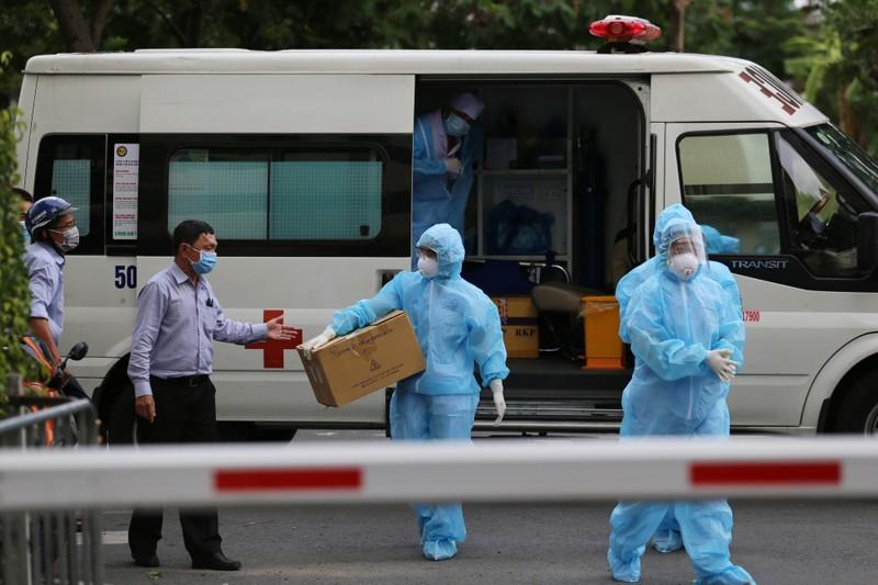 Ca nhiễm COVID-19 ở TP Thủ Đức từng đến 2 bệnh viện  - ảnh 1