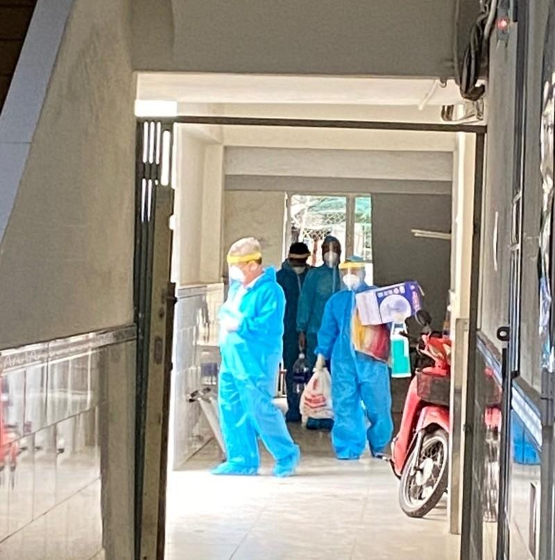 Bệnh viện Đa khoa Sài Gòn phát hiện 5 ca dương tính đến khám trong chiều 21-6 - ảnh 2