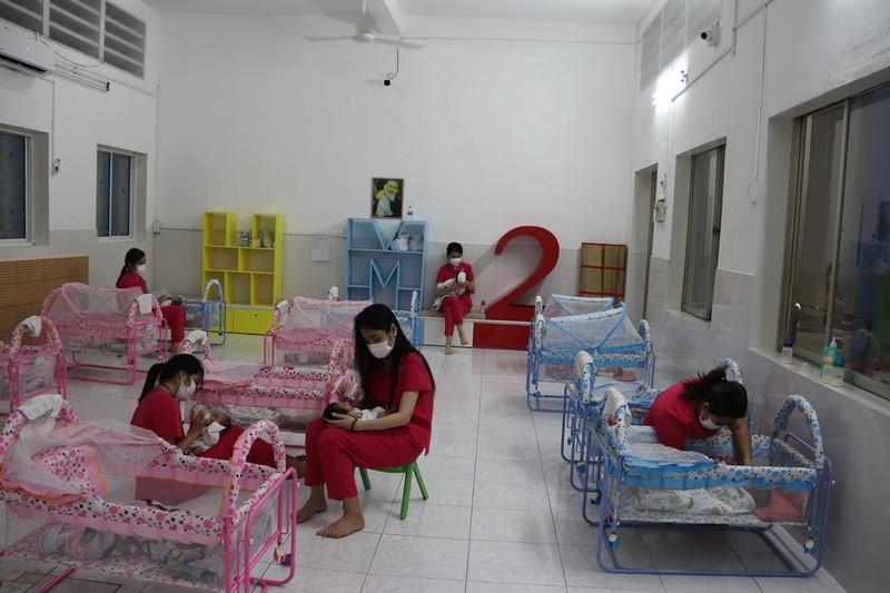 'Chúng tôi cố gắng chăm sóc để các em mau khỏe về với gia đình' - ảnh 3