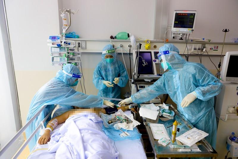 Lời chia tay xúc động của bác sĩ hỗ trợ TPHCM chống dịch - ảnh 1