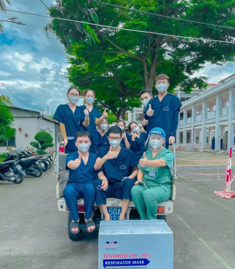 Lời chia tay xúc động của bác sĩ hỗ trợ TPHCM chống dịch - ảnh 2