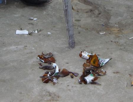 Truy bắt thanh niên đâm thương vong ba người tại quán nhậu - ảnh 1