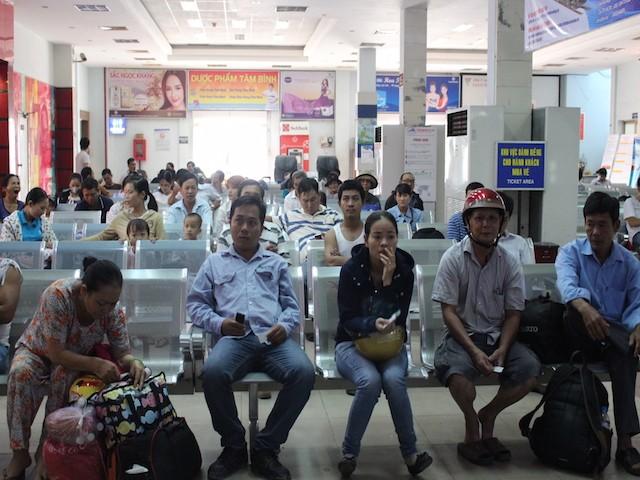 Ga Sài Gòn thêm đôi tàu chạy Bắc-Nam phục vụ dịp hè - ảnh 1