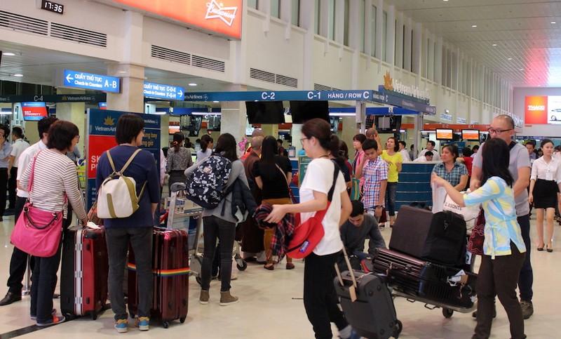 Huỷ nhiều chuyến bay đến, đi Đồng Hới, Chu Lai - ảnh 1