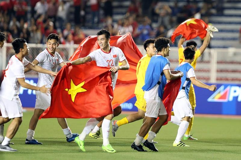 Bóng đá gánh trọng trách tại SEA Games 31 - ảnh 1