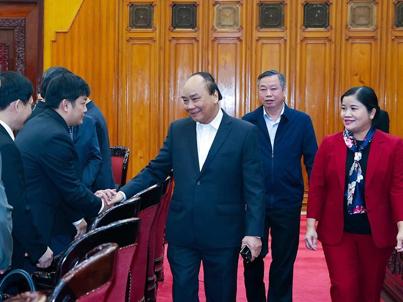 Thủ tướng: Bình Phước cần tiên phong đổi mới - ảnh 1