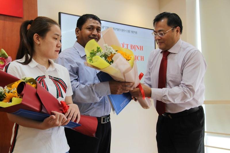 Niềm vui của 2 người vừa nhập quốc tịch Việt Nam - ảnh 2