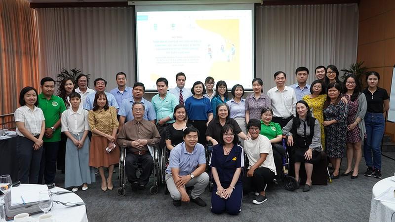 6,2 triệu người khuyết tật chịu ảnh hưởng vì dịch COVID-19 - ảnh 1