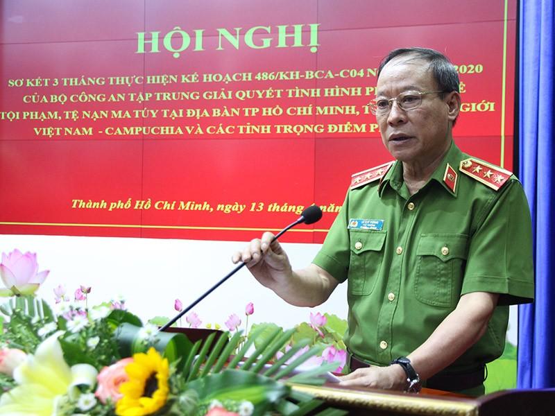 Đánh cho tội phạm ma túy không dám vào Việt Nam - ảnh 2