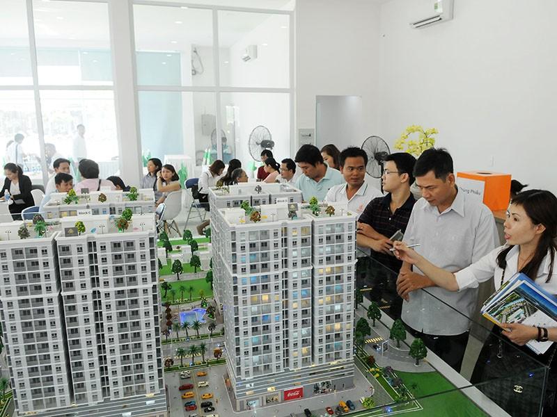 Có 2 tỉ đồng, mua chung cư ở đâu? - ảnh 1